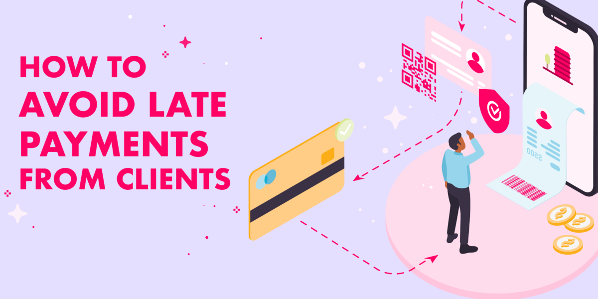 How to avoid late payments: featured image